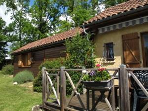 Location Lot, gites ruraux Lot magnolias près de Cahors